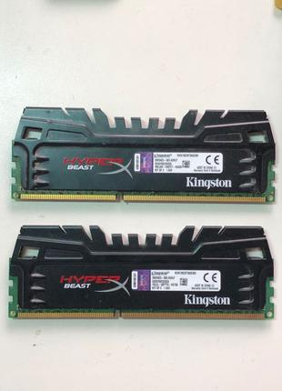 Kingston 8GB DDR3 HuperX Beast