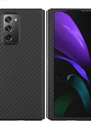Карбоновый чехол Samsung Galaxy Z Fold 2