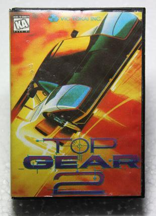 Top Gear 2 | Sega Mega Drive | Игровой Картридж