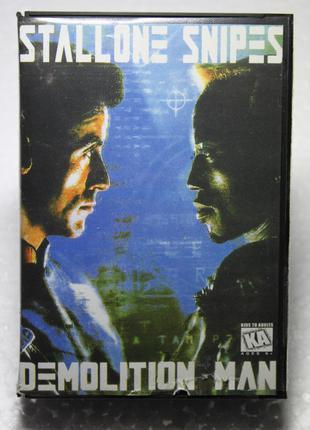Demolition Man | Sega Mega Drive | Игровой Картридж