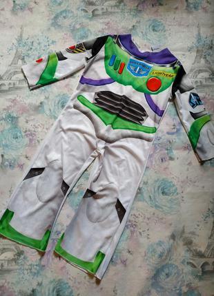 Карнавальный костюм базза лайтера,история игрушек