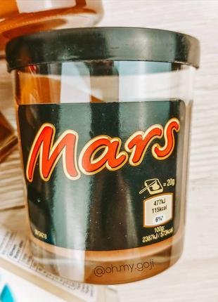 Шоколадные пасты 🖤 со вкусом любимых батончиков. Паста Mars