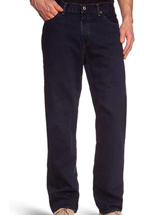 Черные джинсы levis 751 w33 l34 - как новые