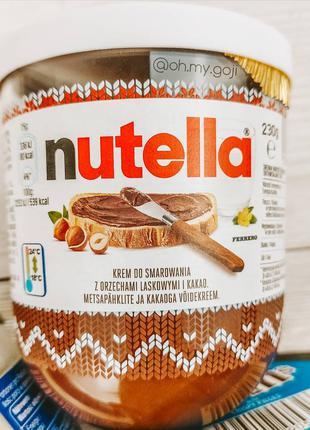 Шоколадные пасты 🖤 со вкусом любимых батончиков. Nutella
