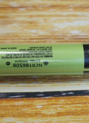 Аккумуляторы 18650 Panasonic 3400 Mah с выходом USB