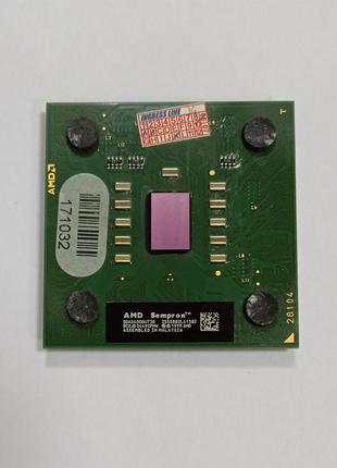 Процессор AMD Sempron 2400+  SDA2400DUT3D Socket 462