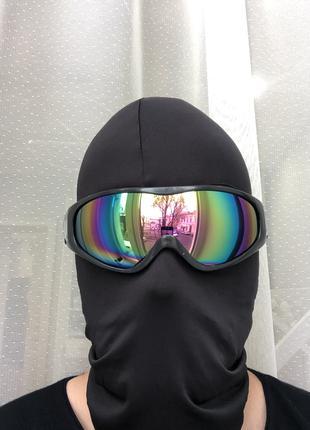 Лыжная маска, лыжные очки, сноубордическая маска, защитная маска.