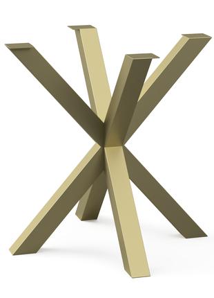 Каркас для кофейного столика из металла 1097