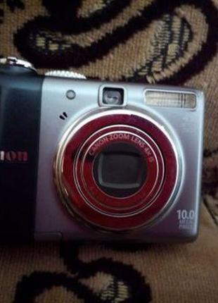 Фотоаппарат canon A 1000