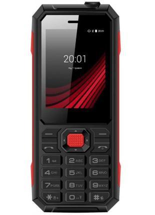 Мобільний телефон Ergo F248 Defender Dual Sim