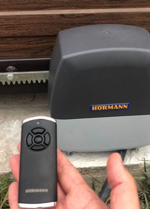 Автоматика для ворот откатных/распашных Hormann, Alutech и др