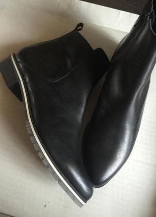 Ботинки zign - размер 40