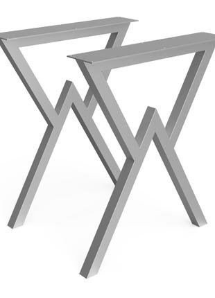 Опора для стола из металла 1150