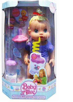 """Игрушечная кукла функциональная """"Baby Alive"""""""