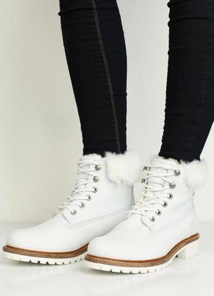 Зимние.новые ботинки от tamaris. размер 41