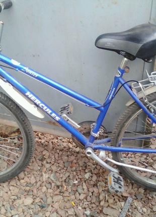 Велосипед горно-скоросной.