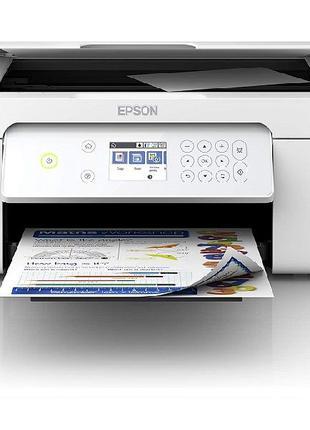Принтер Epson Expression Home XP-4105 Струйный принтер 3-в-1