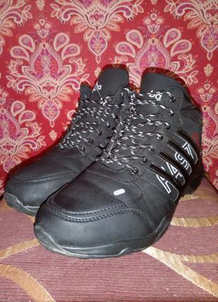 Мужские кроссовки Bayota зима 28см 44 размер