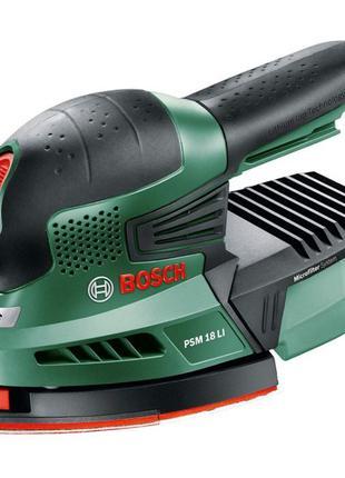 Шлифмашынка машинка шліфувальна шліфмашинка Bosch PSM 18 LI Co...
