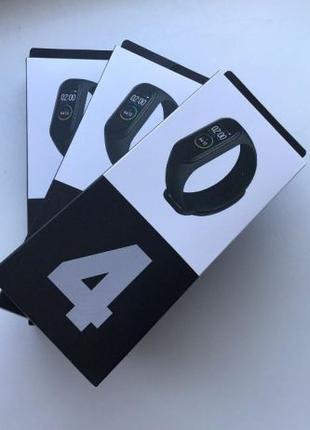 Xiaomi mi band 4 | Фитнес браслет | Фитнес часы | м4 m4