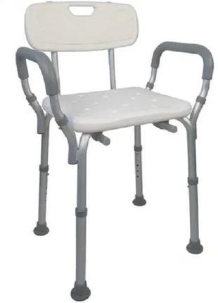 Табурет сидение кресло для ванной Mobiclinic, с регулируемой в...