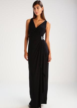 Вечернее платье в пол ralph lauren