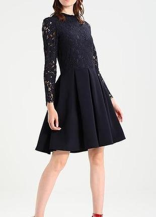 Коктельное платье от molly bracken .размер л