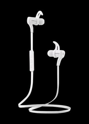 Беспроводные наушники Edifier W288BT водостойкие IP54 Bluetooth 4