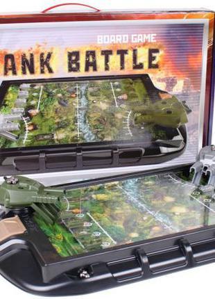 Настольная игра Танковые баталии