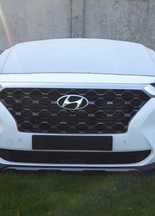 Двери для Hyundai Santa Fe, фары, четверть, решетки