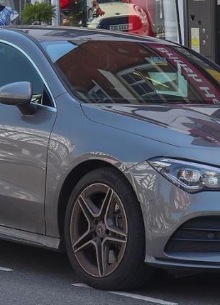 Капот для Mercedes-Benz CLA-class, крышка, фары под заказ из П...