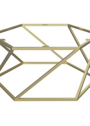 Каркас для журнального стола из металла 1003