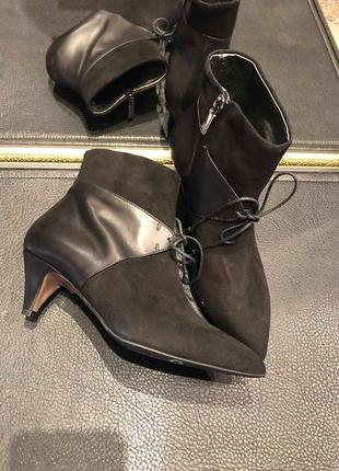 Классические ботинки от navyboot.{швейцария} размер 37