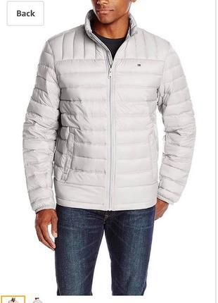 Куртка tommy hilfiger packable down,размер l