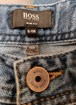 Дитячі джинси Hugo Boss