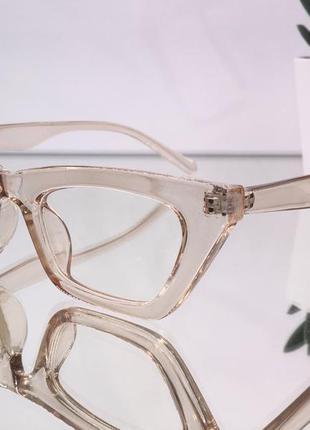 Стильные компьютерные очки