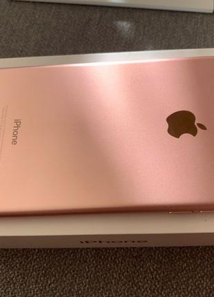 📱IPhone 7 plus 32gb Rose Gold