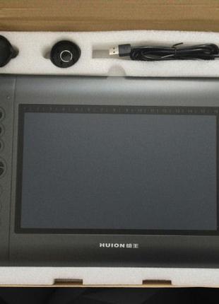 Графический планшет HUION H610 Digital Drawing Tablet