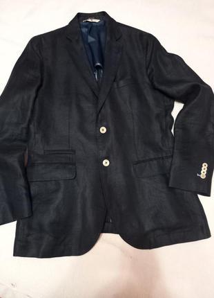 Стильный пиджак massimo duti,52