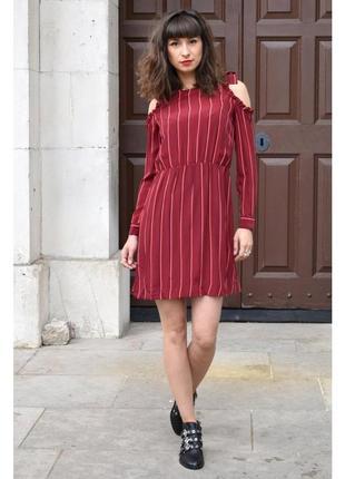 Шелковое платье custommade,100%шелк