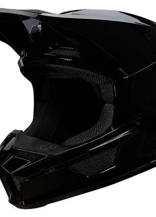 NEW 2021 Мотошлем FOX Racing V1 Plaic MIPS. Кроссовый/Эндуро м...