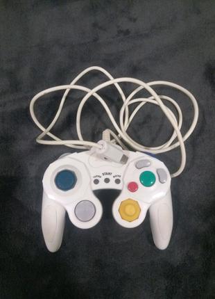 Контроллер/джойстик и карта памяти для Nintendo Gamecube