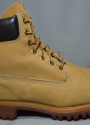 Timberland classic 6-inch premium waterproof ботинки кожаные. ...