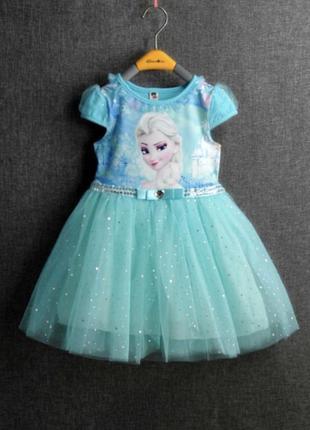 Нарядное платье детское юбка фатин праздничное карнавальное ут...