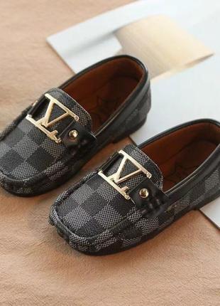 Мокасины детские туфли