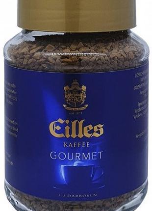 Кофе Eilles Gourmet растворимый 200г