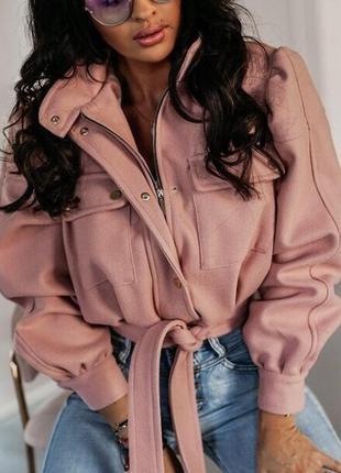 Куртка ветровка бомбер женский