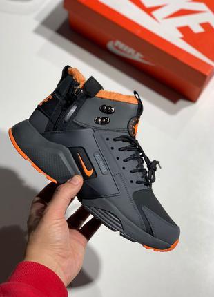 Кроссовки Nike Huarache X Acronym City MID Leather