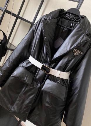 Пуховик куртка пальто женская