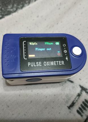 Пульсоксиметр Пульс-Оксиметр Пульс Оксиметр Pulse Oximeter